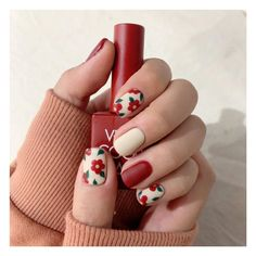 Cute Nail Designs For Every Nail Length Nail Design Glitter, Nail Design Spring, Nails Design, Korean Nail Art, Korean Nails, Nail Manicure, Diy Nails, Nail Art Diy, Nagellack Design