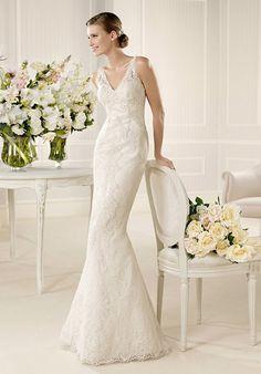 LA SPOSA Mufa Wedding Dress - The Knot