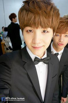 BTS @ The 2nd V chart award in China