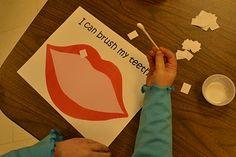 dental health preschool activities