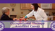 What Does an OTA Do? | Where They Work What Is Occupational Therapy, Occupational Therapy Assistant, Medical Careers, Job Satisfaction, Developmental Disabilities, Best Careers, Autism Spectrum, Job Search, Helping People
