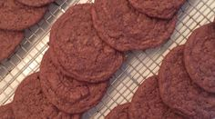 Easy Cocoa Cookies with Piment d'Espelette