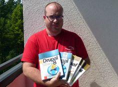 Před pár dny mi vyšla moje pátá kniha o redakčním systému Drupal. Poprvé je kdispozici také velektronické podobě. Je tedy na čase začít přemýšlet nad tím, zda a případně co napíšu dále. Bez ohledu