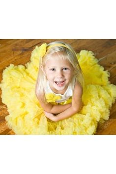 The Birthday Clown Tutu is made with loads of super soft nylon tulle in fun and whimsical colors. This stunner is topped off with a hot pink satin ...