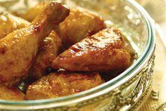 Honey Chicken Joy of Kosher via KosherEye Easy and not too sweet