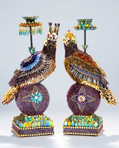 Wonderful beads art by Nancy Josephson Click on link to see more photos - http://beadsmagic.com/?p=5972
