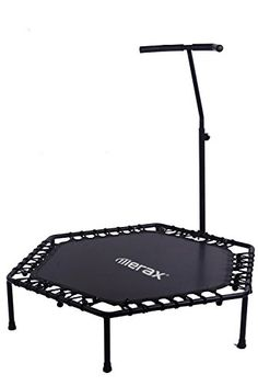 Merax Professional Exercise Fitness T… Fitness Trampoline, Best Trampoline, Trampoline Workout, Cardio Fitness, Exercise Cardio, Trampolines, Train, Diet, Product Description