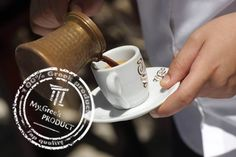You kow how to do the perfect Greek Coffee? Open the bag. Scent the fine flavor. Let's prepare the best greek coffee! Coffee Coffee, Creative Gifts, Deli, Wines, Holiday Gifts, Online Shopping, Greece, Beverages, Herbs