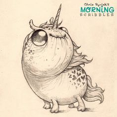 makes monsters and stuff Cute Monsters Drawings, Cartoon Monsters, Little Monsters, Amazing Drawings, Cute Drawings, Amazing Art, Monster Sketch, Monster Drawing, Magic Drawing