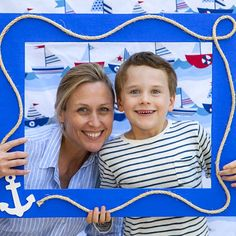 Create a fun photo booth for your next party. So easy and you can customise it for any theme!