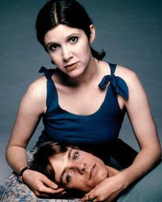 Carrie Fisher & Mark Hamill | Star Wars