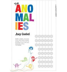 The Anomalies, Joey Goebel, 9781905847365