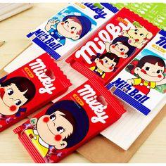 Milky Pekojjang Jelly Case LG G3 Case (F-400) 10 Types Funny Character