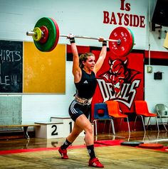Day in the life of a weightlifter: Busy is no excuse