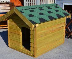 Τι πρέπει να κάνουμε για να προστατεύσουμε τον καλύτερό μας φίλο από το χειμωνιάτικο κρύο ή απο τον καλοκαιρινό ήλιο; Ενα ξύλινο σκυλόσπιτο, ανάλογο του μεγέθους του! Κατασκευασμένο απο ξύλο, το οποίο λειτουργεί ως τέλειος φυσικός ρυθμιστής της θερμοκρασίας, ανάλογα με τις καιρικές συνθήκες. Τοποθετήστε μέσα σε αυτό μια μαλακή, ζεστή, κουβέρτα. Το σκυλόσπιτο θα πρέπει να πατά σε γερό και καθαρό έδαφος. Να διαθέτει επικλινές στέγαστρο και να είναι μονωμένο. Logs, Magazines
