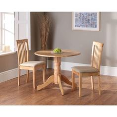 Wilkinson Brecon Drop Leaf Dining Table Next Day Delivery