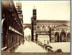 #Palermo, Cattedrale, Via Matteo Bonello
