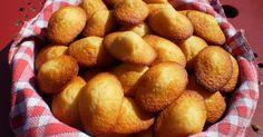 Une version légère de la célèbre madeleine, à aromatiser selon ses goûts.