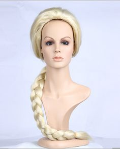 Anime COSPLAY snow romance adventure Elsa Aisha other braid hair wig heat resistant Ladys WIGS Peluca Products Wigs For Black Women http://www.adepamaket.com/products/anime-cosplay-snow-romance-adventure-elsa-aisha-other-braid-hair-wig-heat-resistant-ladys-wigs-peluca-products/ US $25.69    #adepamaket