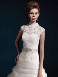 KittyChen Couture Wedding Dresses Photos on WeddingWire Description: Melissa Jacket Style #K1159J Photo Tags:  $$$ - $1501 to $3000