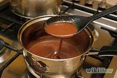 Make Red Wine Sauce - riduzione al vino rosso