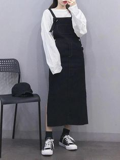 Korean Fashion Trends you can Steal – Designer Fashion Tips Korean Girl Fashion, Korean Fashion Trends, Korean Street Fashion, Ulzzang Fashion, Korea Fashion, Kpop Fashion, Cute Fashion, Asian Fashion, Modest Fashion