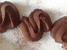 Křehké kakaové sušenky Cheesecake, Food And Drink, Bread, Cookies, Cupcakes, Sweet, Recipes, Blog, Christmas