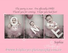 Thank you cards for 1st birthday party infocard 1st birthday thank you card wording thecheapjerseys Gallery