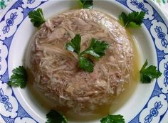 Ukrainian Cuisine - Kholodets - my grandmas favourite one. Wants to know how to cook such a delicious dish, you are welcome to find your best Cooking tutor at http://www.tutorz.com/find/cooking