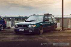German Subaru Forester on Rotiform's