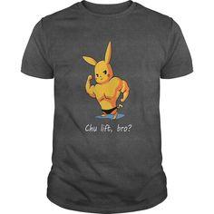 Pikachu lift T-Shirts, Hoodies, Sweaters