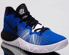 d897268061ee Nike Kyrie Flytrap Men Basketball Shoes Hyper Cobalt Black White AA7071-400