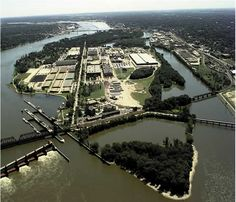 Rock Island Arsenal, IL~The Rock.