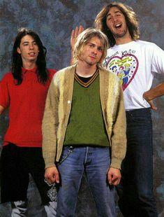 Grunge, Banda Nirvana, Nirvana Band, Rock And Roll, Frances Bean Cobain, Donald Cobain, Nirvana Kurt Cobain, Tim Burton, Dave Grohl