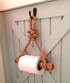 Victorian Home Interior Toilettenpapierhalter Rope Toilettenpapierhalter Jute Rope Nautical Decor f.Victorian Home Interior Toilettenpapierhalter Rope Toilettenpapierhalter Jute Rope Nautical Decor f