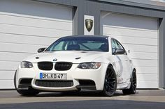Small independent tuning company KBR Motorsport has just unveiled its latest track weapon based around a 2013 E92-generation BMW M3. This particular M3 was created by the company's owner, Christian Kreher, who frequently takes it to the famous Nurburgring Nordschleife in Germany. On an engine front, KBR Motorsport has managed to lift power from the