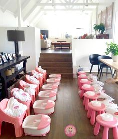 """57 Likes, 8 Comments - We Came Here To Party (@wecameheretopartyaus) on Instagram: """"We can set up a pamper party in almost any part of your house  In love with our client's stunning…"""""""