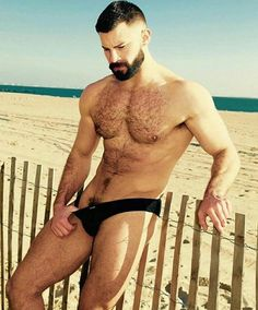 I´am Chris livin` in northern Germany. I´am into hairy men and I hope you like…
