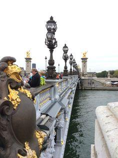 Le Pont Alexandre III.