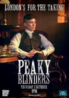 Peaky Blinders season 2 i wanna watch it now i can't wait until novemberrrr for Netflix