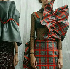 #fabric manipulation @officialgwf