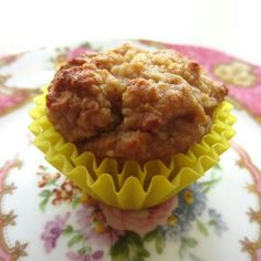 {THE ENDO DIET DIARIES} Apple Muffin Bites