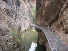 Camino Natural del Guadalaviar (Teruel)