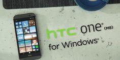 HTC One M8 for Windows anunciado y primer vídeo