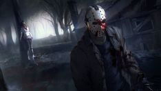 Download Jason Voorhees Mortal Kombat X Wallpaper HD 1920x1080