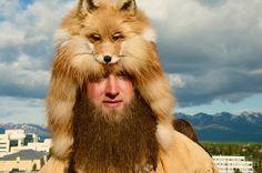 Alaska Beard Contest   Penelope's Romance Reviews: Beard of the Day