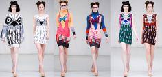 FASHION156 / Collections / Yang Du: Paris Fashion Week AW12