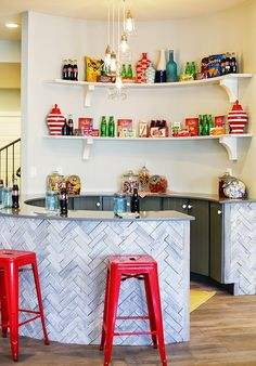 Candy bar-Very cool! Everyone from my hubby, who has a sweet tooth out of this world, to the teenager trying to entertain friends, oh and dentist,  lol, would benefit from a candy bar.