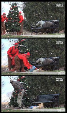 These are REAL Christmas elves! #Faith #FaithInAction