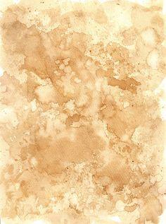 Coffee Stain Texture (hi-res) by TwinklePowderySnow.deviantart.com on @DeviantArt
